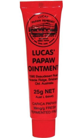 【彭于晏同款】Lucas Papaw Ointment 番木瓜膏 25g